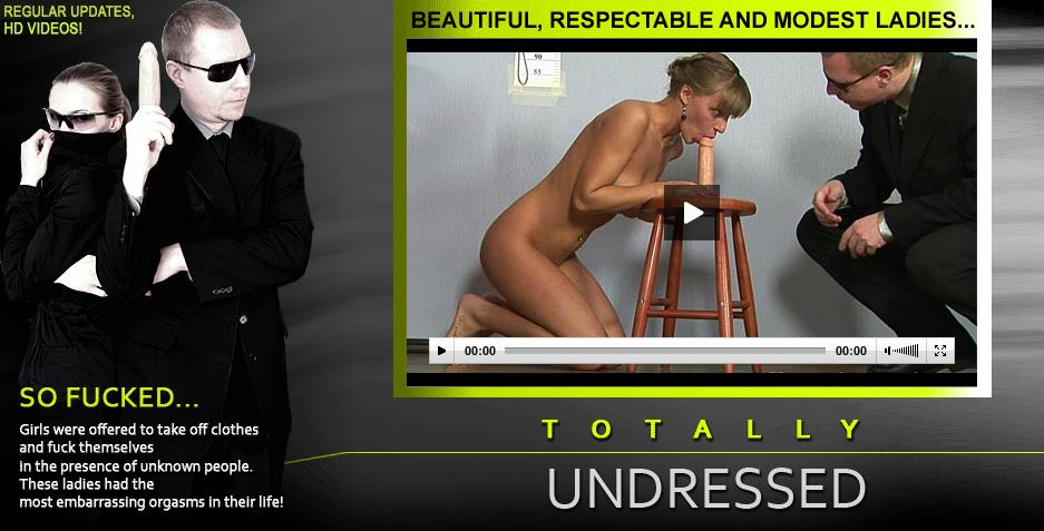 TotallyUndressed.com - Siterip