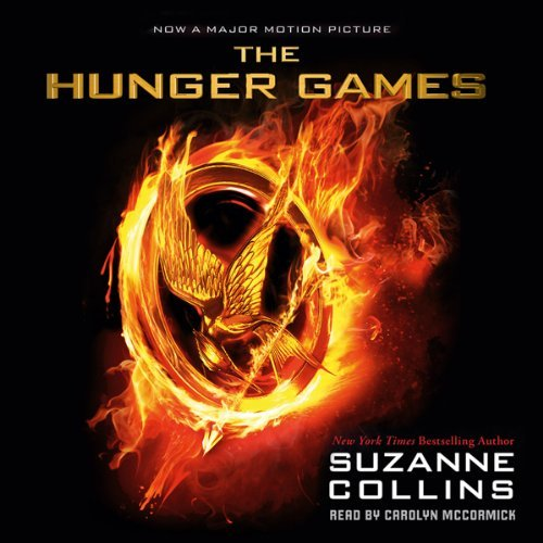 516iosgwp9 The Hunger Games (Book 1 of 3) by Suzanne Collins   Unabridged