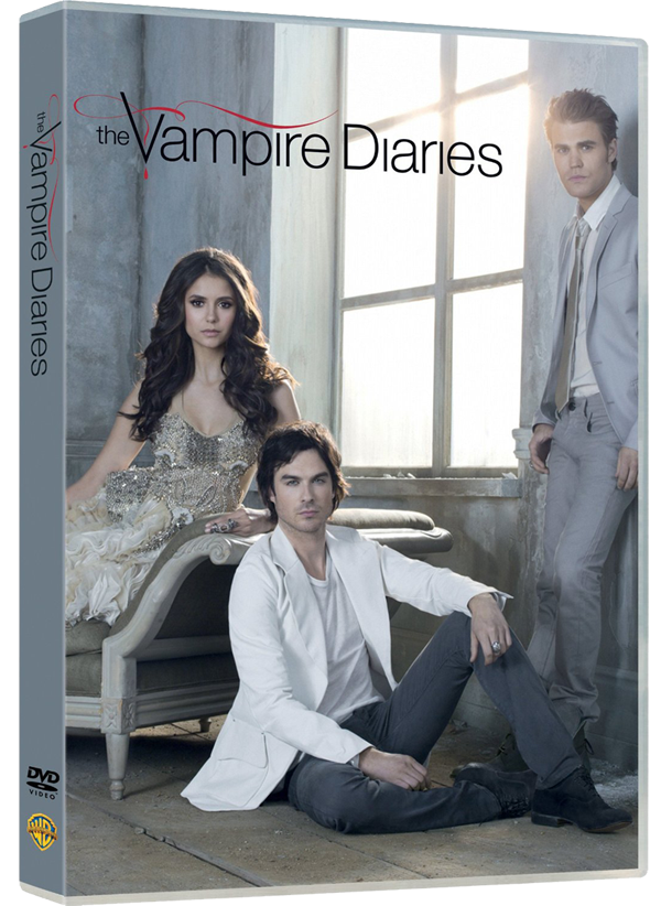 81oigbqncc The Vampire Diaries   Season 3 HDTV