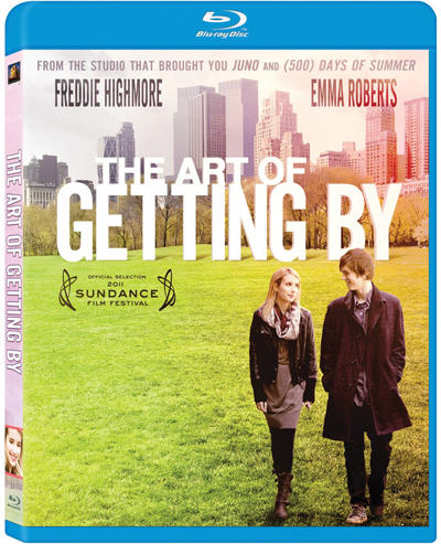 91zew5utev The Art of Getting By (2011) m720p BluRay x264 BiRD