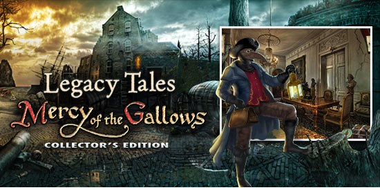 9441841015 Legacy Tales: Mercy Of The Gallows Collectors Edition (Final)