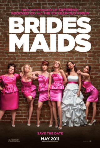 bridegsgr Bridesmaids (2011) TS READNFO XViD IMAGiNE