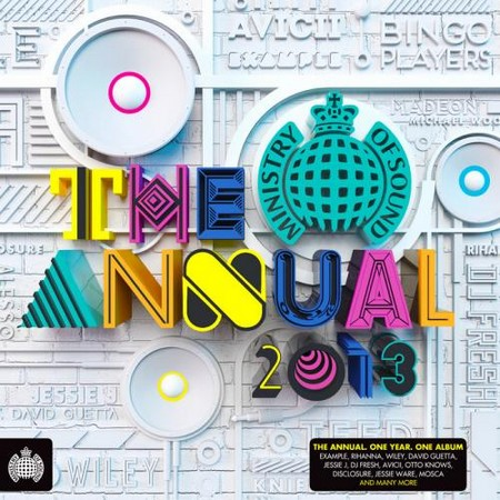 c356774bbe VA   Ministry Of Sound: The Annual 2013 (UK) (2012)