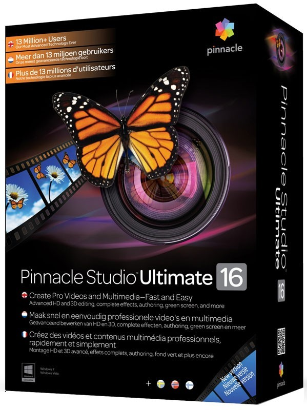 chyw2 Pinnacle Studio HD Ultimate Collection v16.1.0.115 Incl ChingLiu + Bonus