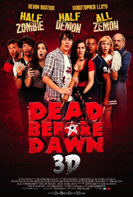 dbfd Dead Before Dawn (2012) HDTV XViD PSiG