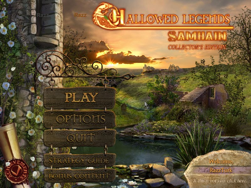 halloodoj Hallowed Legends: Samhain Collectors Edition FASiSO