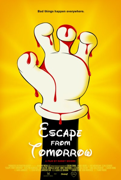 [MULTI] Escape from Tomorrow (2013) UNRATED HDRip x264 AC3-U