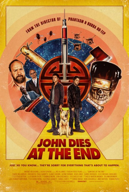 johndiesat John Dies At The End (2012) WebRip XviD   Feel Free