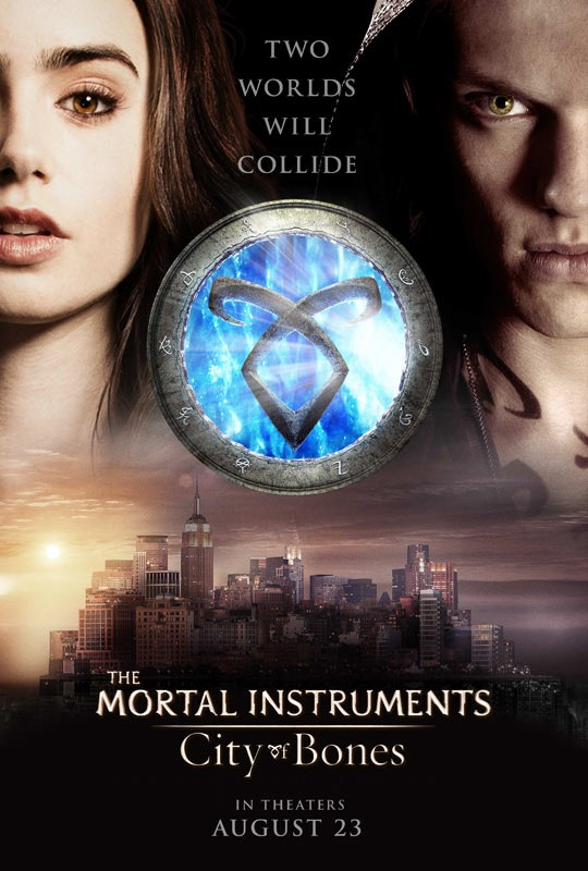 miposter The Mortal Instruments: City of Bones (2013) 1080p Official Trailer #2
