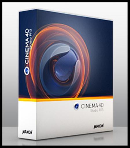 qgsej Cinema 4D   R13 016 (Build RC45040) [Intel/KG]