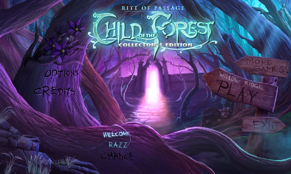 riteofpass Rite of Passage 2: Child of the Forest Collectors Edition (Final)