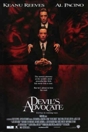 thedeqmqn The Devils Advocate (1997) UNRATED BRRiP x264 AC3 UNiQUE