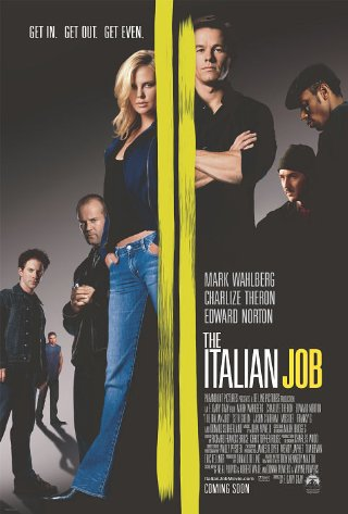 theitxkxh The Italian Job (2003) BDrip BestRips