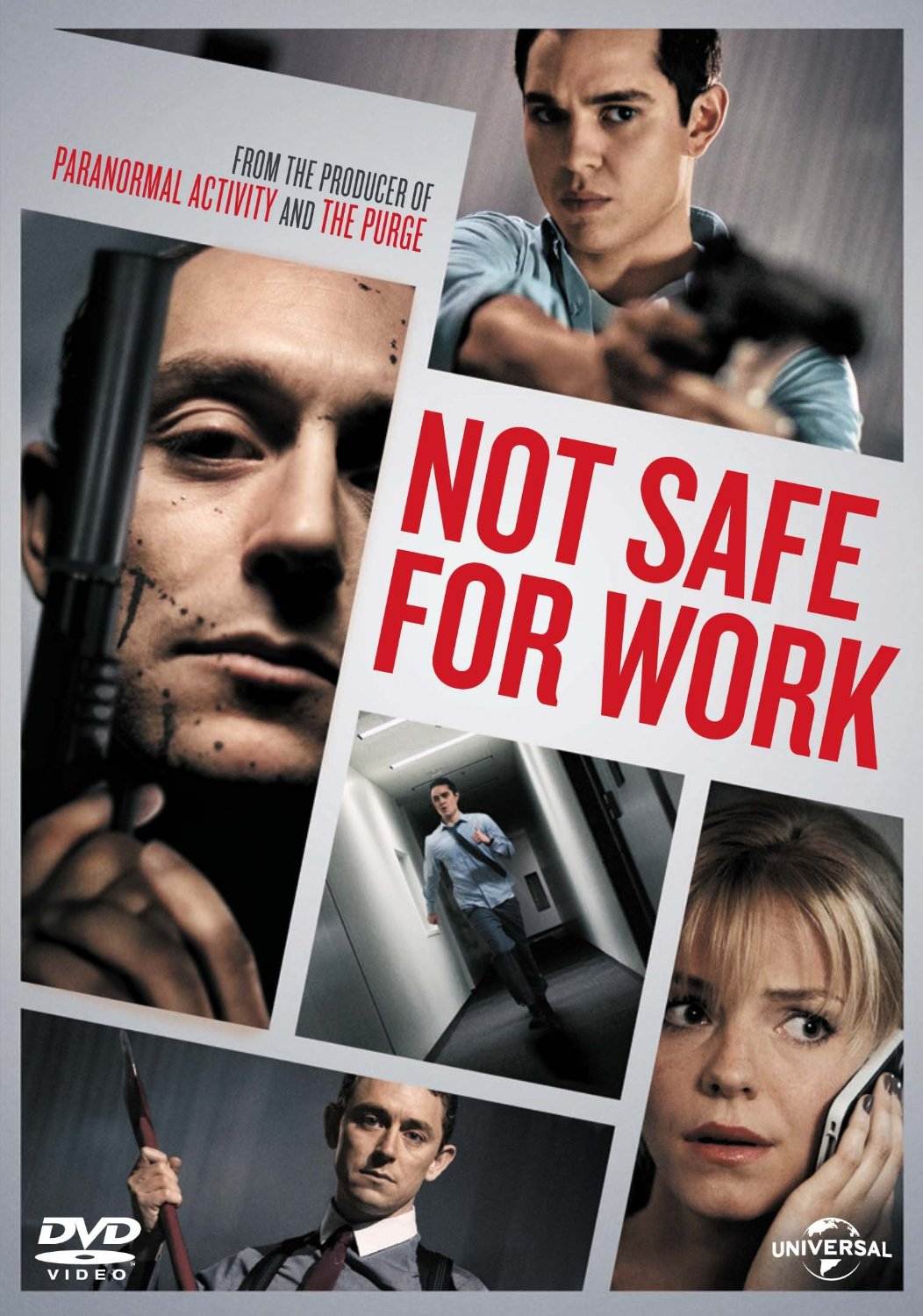 tw01i Not Safe for Work (2014) DVDRip AC3 XviD F0RFUN