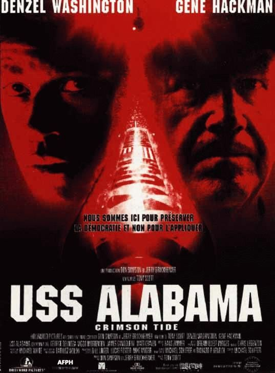 USS Alabama (Crimson Tide )